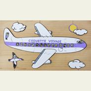 L'Avion Chouette Voyage 14