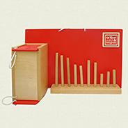 Le tableau rouge de la boite à trou