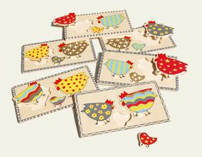 Six Familles Cocottes