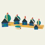 Maisons et Arbres